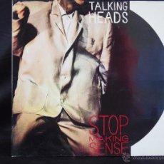Discos de vinilo: TALKING HEADS STOP MAKING SENSE 1984. Lote 43905881