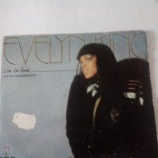 Discos de vinilo: EVELYN KING. I'M IN LOVE. THE OTHER SIDE OF LOVE. RCA PB-2243 (1981). Lote 43906908