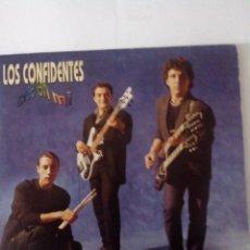 Discos de vinilo: LOS CONFIDENTES.CREE EN MI. EN UN ARMARIO OSCURO. FONOMUSIC 03.4035 (1991). Lote 43907026