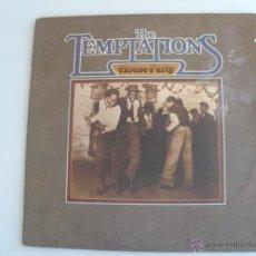 Discos de vinilo: THE TEMPTATIONS HOUSE PARTY USA - 1975. Lote 43912940