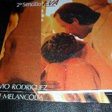 Discos de vinilo: SILVIO RODRIGUEZ, DISCO PROMOCIONAL, EVA / YO SOY DE DONDE HAY UN RIO, 1989. Lote 43919908