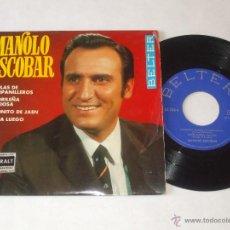 Discos de vinilo: MANOLO ESCOBAR. Lote 43920659
