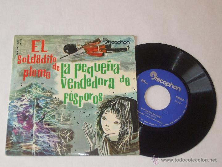 SINGLE INFANTIL DE CUENTOS. (Música - Discos - Singles Vinilo - Música Infantil)