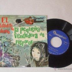 Discos de vinilo: SINGLE INFANTIL DE CUENTOS.. Lote 43920701