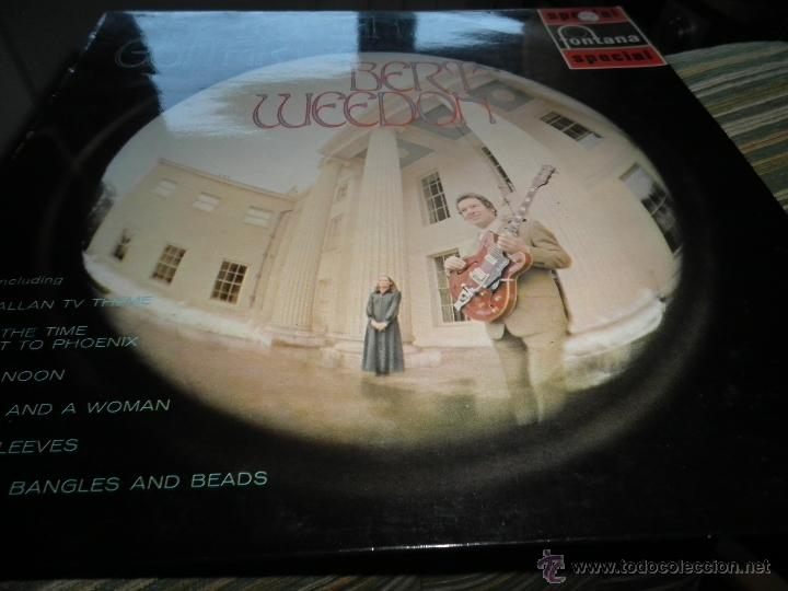 Discos de vinilo: BERT WEEDON - THE ROMANTIC GUITAR LP - ORIGINAL INGLES - FONTANA RECORDS 1970 - STEREO - - Foto 9 - 43923269