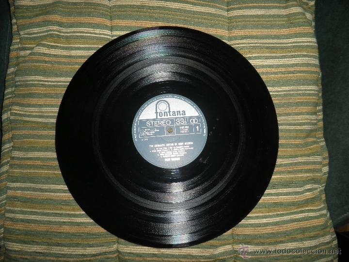Discos de vinilo: BERT WEEDON - THE ROMANTIC GUITAR LP - ORIGINAL INGLES - FONTANA RECORDS 1970 - STEREO - - Foto 10 - 43923269