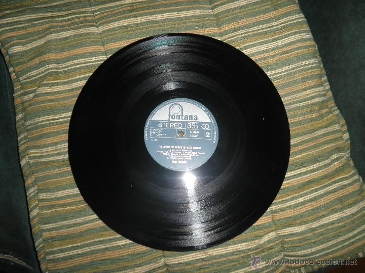 Discos de vinilo: BERT WEEDON - THE ROMANTIC GUITAR LP - ORIGINAL INGLES - FONTANA RECORDS 1970 - STEREO - - Foto 15 - 43923269