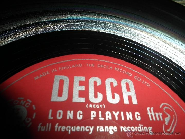 Discos de vinilo: TOM JONES - AT TALK OF THE TOWN LP - ORIGINAL INGLES - DECCA RECORDS 1967 UNBOXED RED LABEL MONO - Foto 13 - 43924653
