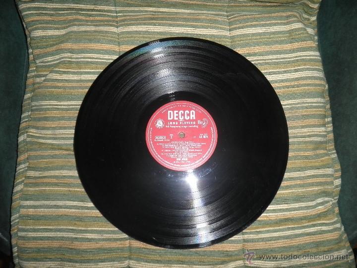 Discos de vinilo: TOM JONES - AT TALK OF THE TOWN LP - ORIGINAL INGLES - DECCA RECORDS 1967 UNBOXED RED LABEL MONO - Foto 15 - 43924653