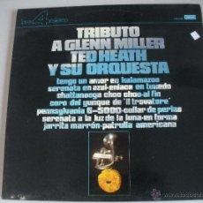 Discos de vinilo: MAGNIFICO LP DE - GLENN - MILLER -. Lote 43928243