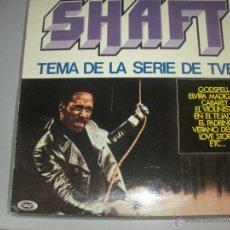 Discos de vinilo: MAGNIFICO LP DE - S H A F T -. Lote 43928334