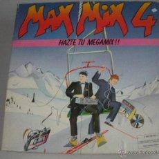 Discos de vinilo: MAGNIFICO DOBLE LP DE - MAX - MIX 4-. Lote 43932303