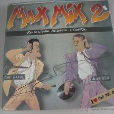 Discos de vinilo: MAGNIFICO LP DE - MAX - MIX - 2 -. Lote 183699297