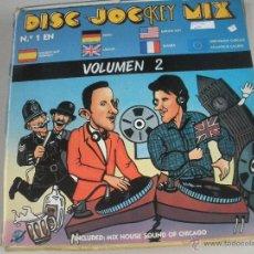Discos de vinilo: MAGNIFICO TRIPLE LP DE - DISC - JOCKEY - MIX -. Lote 43932395