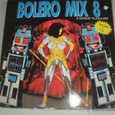 Discos de vinilo: MAGNIFICO DOBLE LP DE - BOLERO - MIX - 8 -. Lote 43932431