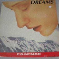 Discos de vinilo: MAGNIFICO LP DE - DREAMS - ESSENCE -. Lote 43932494