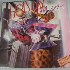 Discos de vinilo: MAGNIFICO LP DE - HOLIDAY - MIX -. Lote 43933321