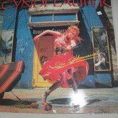 Discos de vinilo: MAGNIFICO LP DE - CYNDI - LAUPER -. Lote 43933328
