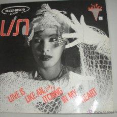 Discos de vinilo: MAGNIFICO LP DE - L I S A -. Lote 43933338