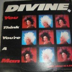 Discos de vinilo: MAGNIFICO LP DE - DIVINE -. Lote 43933443