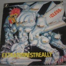 Discos de vinilo: MAGNIFICO LP DE - EXTRATERRESTREALLY -. Lote 43933460