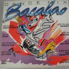 Discos de vinilo: MAGNIFICO LP DE - DANCE - MIX - BACALAO -. Lote 43933502