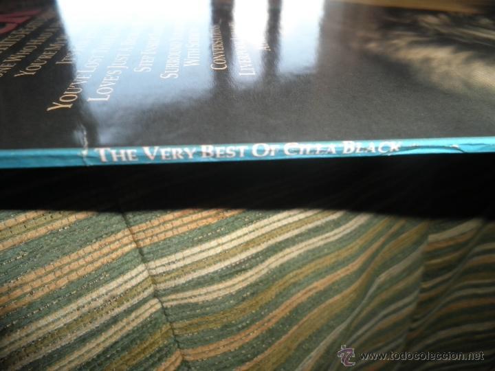 Discos de vinilo: CILLA BLACK - THE VERY BEST OF LP - EDICION INGLESA - PARLOPHONE/EMI RECORDS 1983 - STEREO - - Foto 6 - 43952104