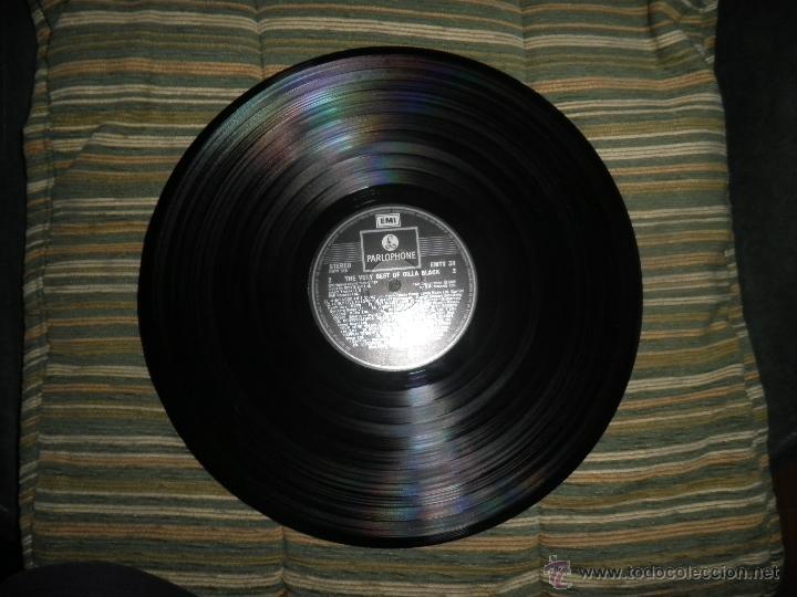 Discos de vinilo: CILLA BLACK - THE VERY BEST OF LP - EDICION INGLESA - PARLOPHONE/EMI RECORDS 1983 - STEREO - - Foto 14 - 43952104