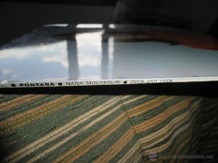 Discos de vinilo: NANA MOUSKOURI - OVER & OVER LP - ORIGINAL INGLES - FONTANA RECORDS 1969 - STEREO - - Foto 6 - 43953762