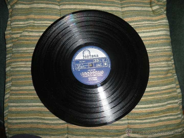 Discos de vinilo: NANA MOUSKOURI - OVER & OVER LP - ORIGINAL INGLES - FONTANA RECORDS 1969 - STEREO - - Foto 16 - 43953762