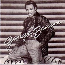 Discos de vinilo: GEORGE BENSON - BEYOND THE SEA / BREEZIN - SINGLE WEA 1985. Lote 43958129
