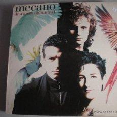 Discos de vinilo: MAGNIFICO LP DE - MECANO -. Lote 43959196