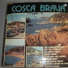 Discos de vinilo: MAGNIFICO LP DE - COSTA - BRAVA -. Lote 43959346