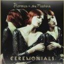 Discos de vinilo: 2LP FLORENCE + THE MACHINE CEREMONIALS VINILO. Lote 58361421