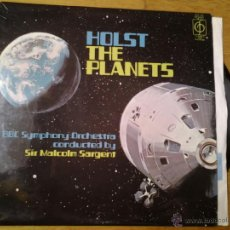 Discos de vinilo: HOST THE PLANET LP VINILO CLASSICS FOR PLEASURE 1958 STEREO OP. 32 SYMPHONY ORCHESTA. Lote 43965620