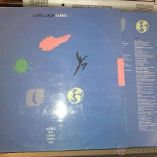 Discos de vinilo: LLUÍS LLACH - ASTRES (CBS) LP, ALBUM. Lote 43965724