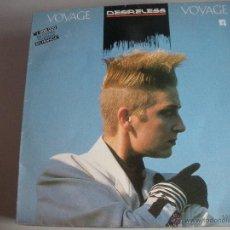 Discos de vinilo: MAGNIFICO LP DE - DESIRELESS - VOYAGE -.. Lote 43968752
