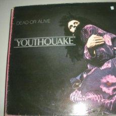 Discos de vinilo: MAGNIFICO LP DE - YOUTHQUAKE -.. Lote 43968753