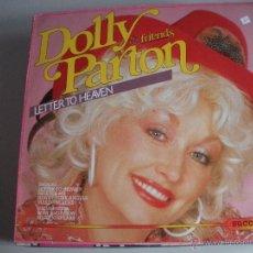 Discos de vinilo: MAGNIFICO LP DE - DOLLY - PARTON -. Lote 43968754