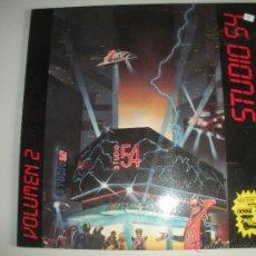 Discos de vinilo: MAGNIFICO LP DE - STUDIO 54 - VOL, 2 -. Lote 43968783