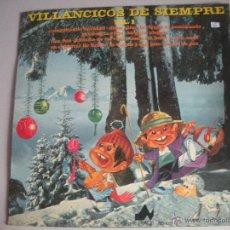 Discos de vinilo: MAGNIFICO LP DE VILLACINCOS DE SIEMPRE -. Lote 43968784
