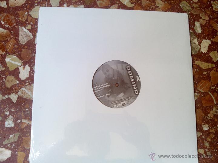 VINILO MX DOMINO - WIN OR LOSE RAP HIP HOP USA (Música - Discos de Vinilo - Maxi Singles - Rap / Hip Hop)