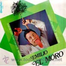 Discos de vinilo: EMILIO EL MORO, VAYA UN AÑO. Lote 43971127