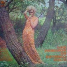Discos de vinilo: LP ARGENTINO DEL TRÍO LOS PANCHOS EN ESTEREO VOLUMEN 2 AÑO 1966. Lote 26439083