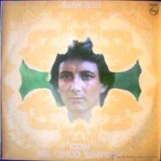 Discos de vinilo: LP DE JUAN BAU AÑO 1978 EDICIÓN ARGENTINA. Lote 26817301