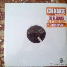 Discos de vinilo: VINILO MX BEANI SIGEL FEATURING RELL - CHANGE RAP HIP HOP USA. Lote 43988332