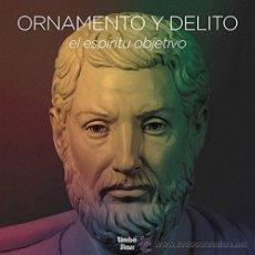 Discos de vinilo: LP ORNAMENTO Y DELITO EL ESPIRITU OBJETIVO VINILO + CD. Lote 48556478