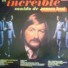 Discos de vinilo: LP DE JAMES LAST Y SU ORQUESTA AÑO 1973 EDICIÓN ARGENTINA. Lote 26469149