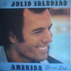 Discos de vinilo: LP DE JULIO IGLESIAS AÑO 1976 EDICIÓN ARGENTINA. Lote 27076968