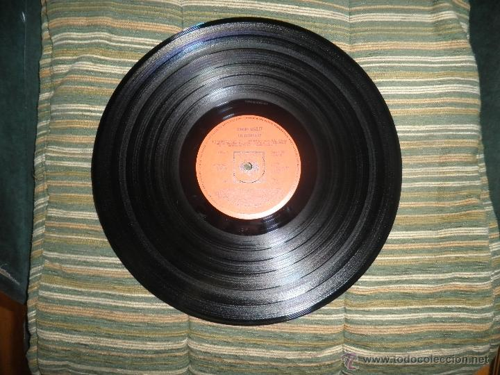 Discos de vinilo: ROBERT GOULET - ON BROADWAY LP - ORIGINAL INGLES - CBS RECORDS 1966 EN STEREO - - Foto 8 - 44002395